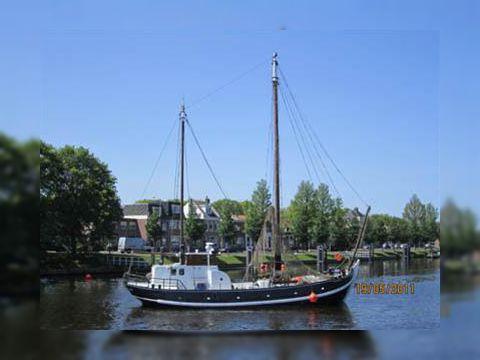 North Sea Botter,living Shipyard Boot,Holland