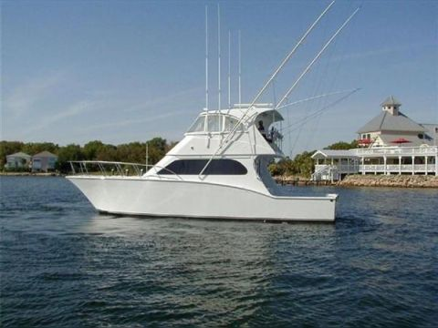 Southern Composite Yachts 50 C
