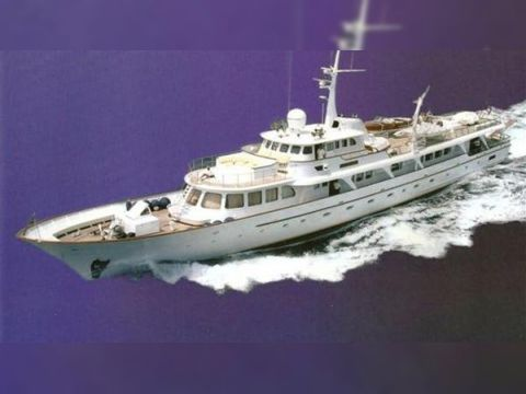 Arsenal Do Alfeite Motor Yacht