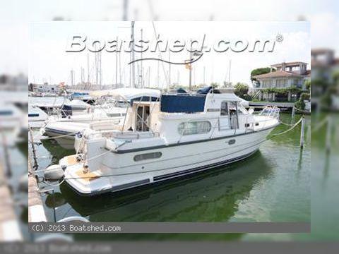 Nimbus 370 Trawler