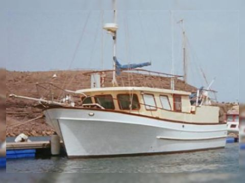 Litton Trawler Yacht