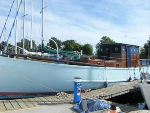 Mallaig Boat Builders Admiralty Pas