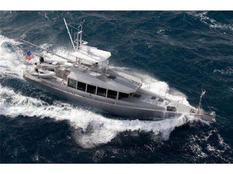 Circa Marine Dashew FPB64