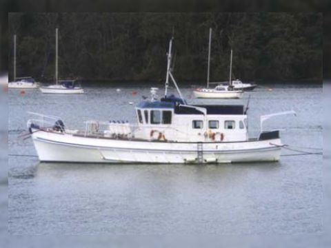 Long Range Motor Yacht For Sale Daily Boats Buy