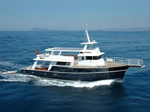 Explorer 95 Expedition Trawler