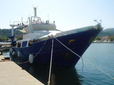 MULTI-PURPOSE FISHING TRAWLER