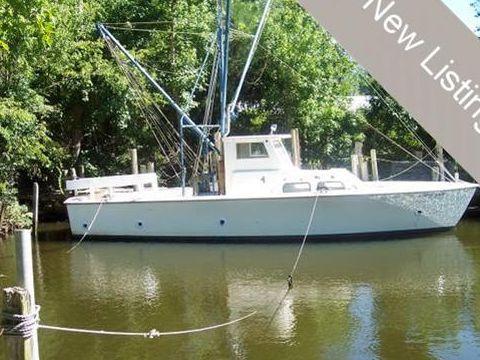 Miami Boats 36 Trawler