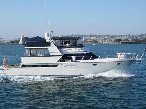 Californian Cockpit Motoryacht