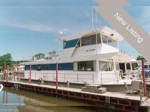 Pluckebaum 52 Houseboat