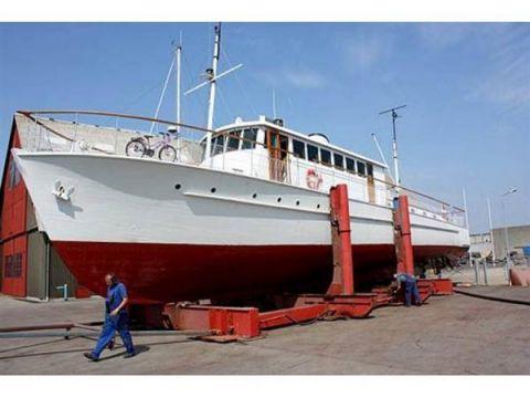 Classic Patrol Boat