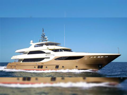 Gulf Craft Majesty 135