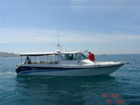 Gulf craft touring 36 for sale daily boats buy review for Gulf craft boats for sale
