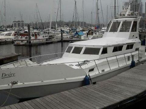 Motor Yacht 45 Steel