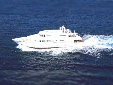 Alphamarine Motor Yacht