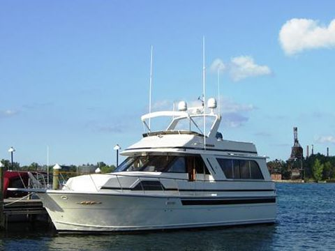 Chris Craft 501 Motor Yacht For Sale Daily Boats Buy Review Price Photos Details