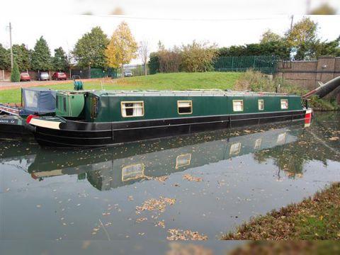 Dave Clarke Narrowboat