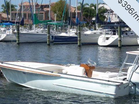 Bayshore 20 Flats Boat