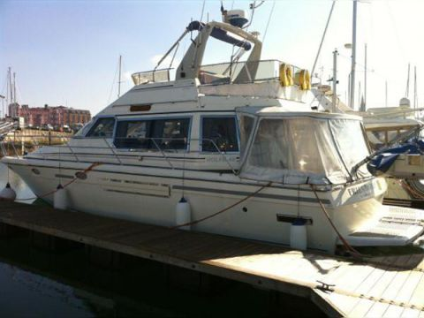Westerly Yachts White Water Wolfe 46