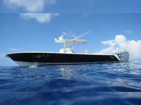 Sea Vee Corp 390 Open Fisherman