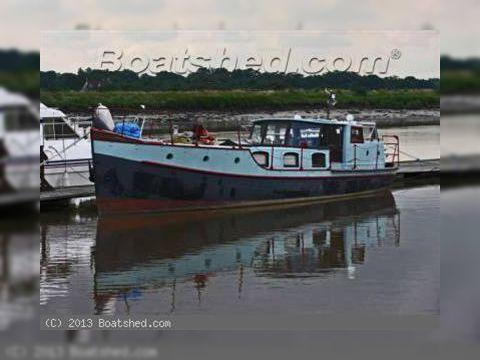 Dutch Barge 40ft