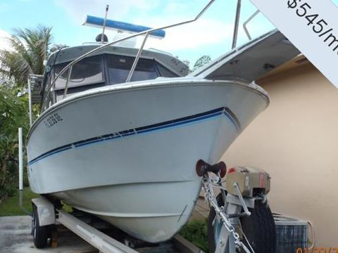 Strike Yachts 26