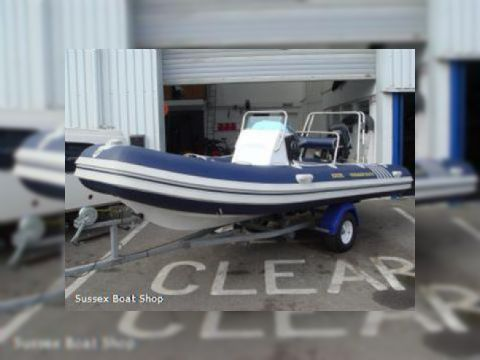 Excel Inflatable Boats SR470