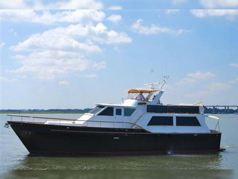 Wilbur Long Range Motor Yacht