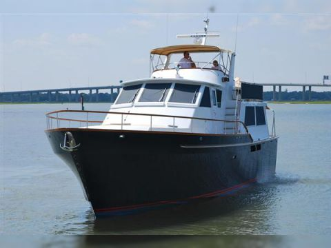 Wilbur Long Range Motor Yacht For Sale Daily Boats Buy