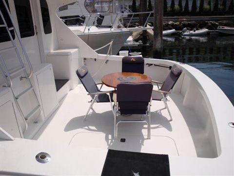 Post Yachts Flybridge Convertible