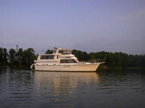 Gulfstar Motor Yacht