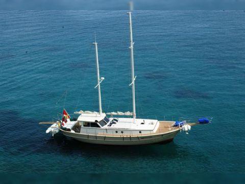 Bodrum Boatyard Gulet