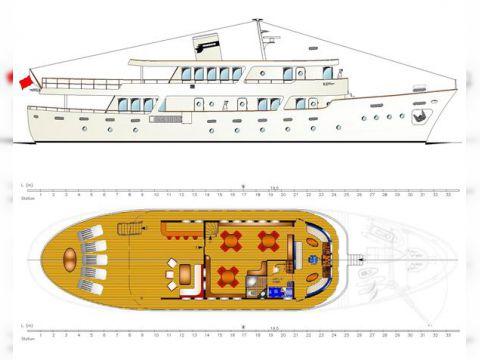 Aegean Yacht Classic Motor Yacht