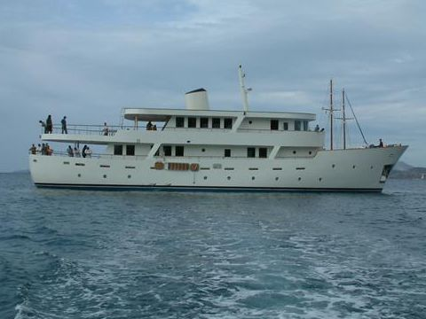Aegean Yacht Classic Motor Yacht For Sale Daily Boats Buy Review Price Photos Details