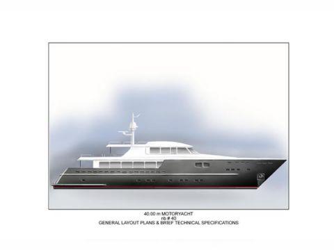 Aegean Yacht Dispalacement Motor Yacht