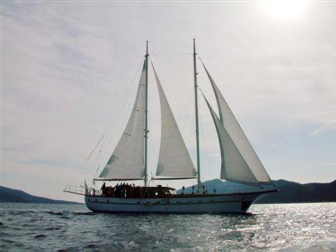 Aegean Yacht Schooner