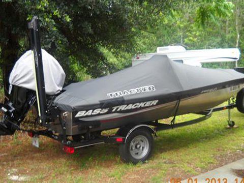 Bass Tracker Pro 160