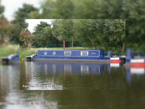 Amber Florence 50ft Narrowboat