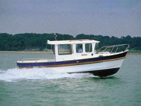 Windboats Hardy Fishing 24
