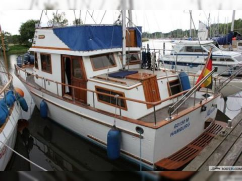 Chung Hwa Chung Hwa 36 Trawler ähnl.Grand Banks