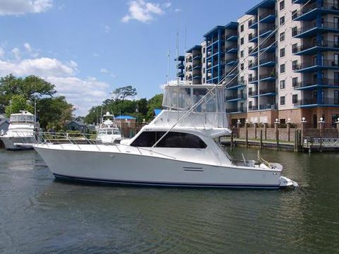 Post Yachts Sportfish