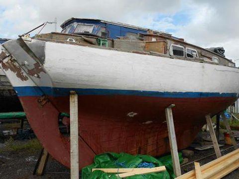 Bermuda Viking Class Sloop