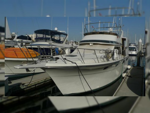 Californian 52 Cockpit Motor Yacht For Sale Daily Boats Buy Review Price Photos Details