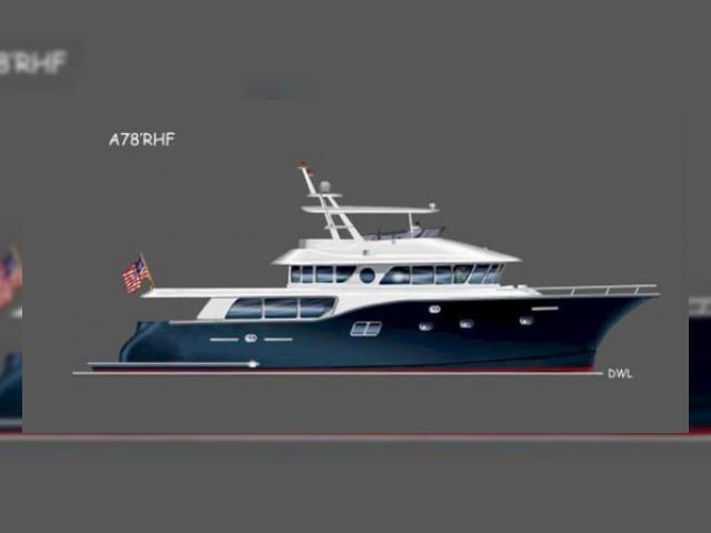 Argos 78 Gulfstream RPH