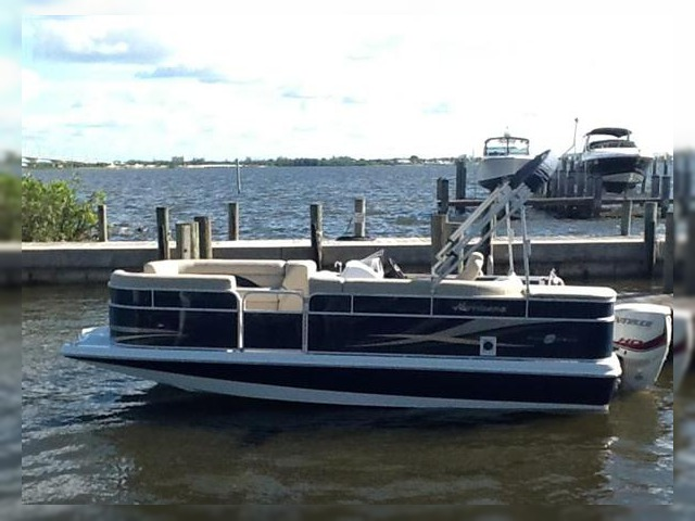 Hurricane 216 fun deck for sale daily boats buy for Hurricane sundeck for sale