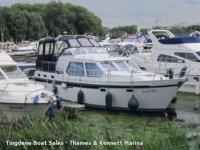 Mistral 1200 Dutch Barge