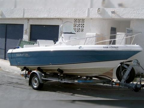 Seafox 187 CC