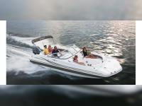 Hurricane 237 Deckboat
