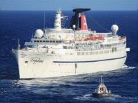 UK SHIPYARD CRUISE SHIP