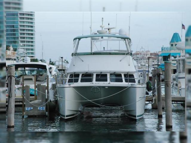 pdq 41 power catamaran for sale