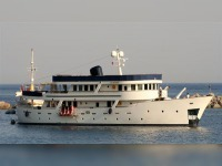 Aegean Yacht Services Full Displacement Twin Screw Motor Vessel